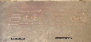 schock-art-1997-Detail-22x48cm-(dreiteilig)-Weißblech-+-Kupfer
