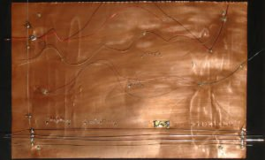 wieviel-ist-genug-2015-50x70-cm-Kupfer-+-Messing